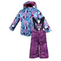 Комплект Gusti Salve 4855 SWG фиолетовый