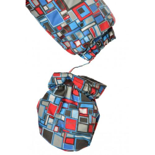 Комбинезон Gusti X-TREM XWB 2597 голубой красный