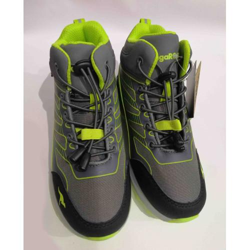 Демисезонные ботинки KangaRoos K-Scout Rtx 18544-2014 S Steel Grey/Lime
