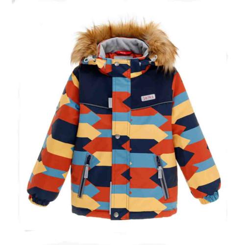Зимняя куртка Joiks B-04 синий