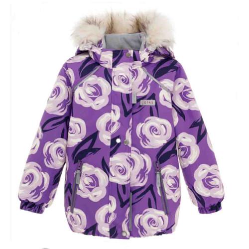 Зимняя куртка Joiks G-12 сиреневый