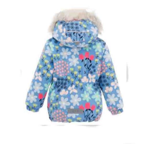 Зимняя куртка Joiks G-14 голубой
