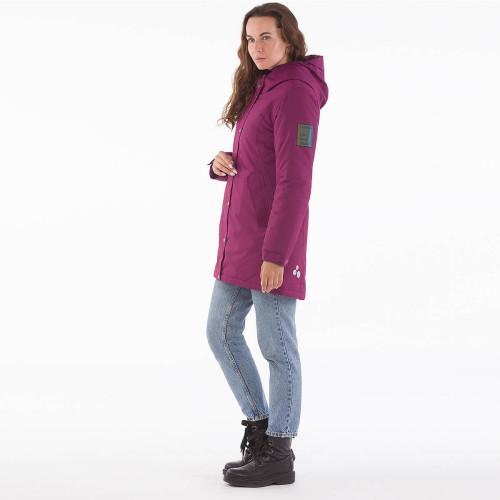 Женское демисезонное пальто Huppa Janelle 18028014-80034