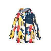 Демисезонная куртка парка Joiks EW-22 разноцветная