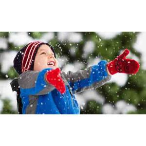 СПИСОК  зимних вещей, или все что нужно ребенку на зиму!