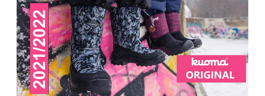 Kuoma Куома зимние ботинки сапоги