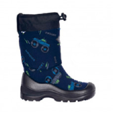 Зимние сапоги Kuoma Snow lock 122201-171 Blue Monster