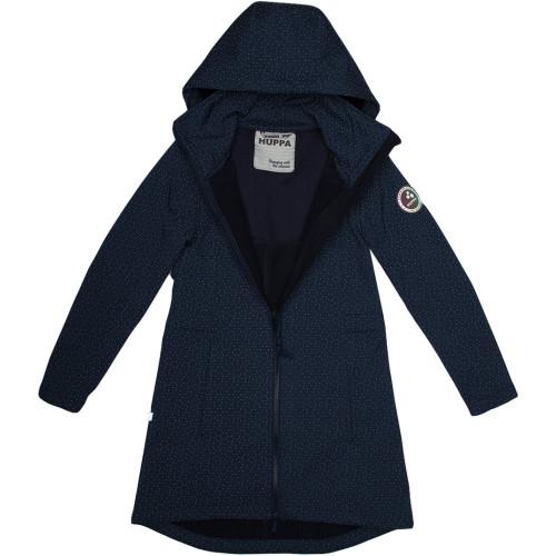 Женское демисезонное пальто SOFTSHELL Huppa AVA 12288000-10286