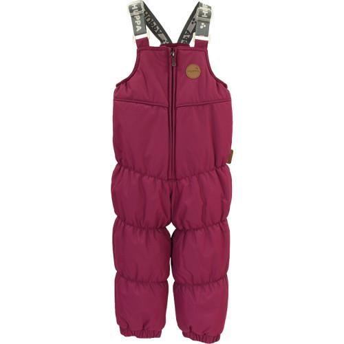 Зимний полукомбинезон штаны Huppa DOMAS 26540016-80034