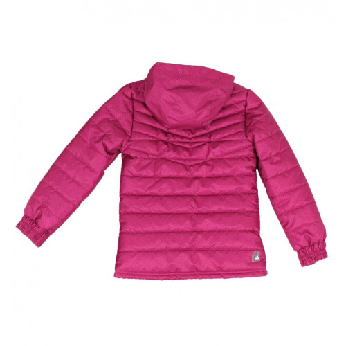 Зимняя куртка SNO F18J318 Raspberry