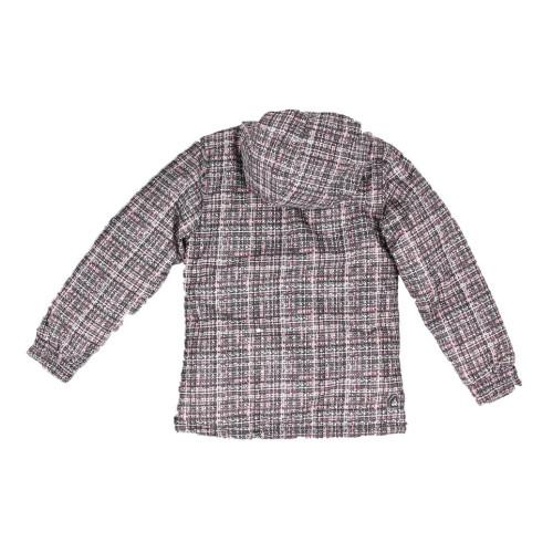 Зимняя куртка SNO F18J322 Black / Raspberry