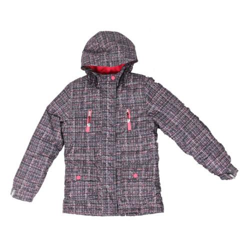 Зимняя куртка SNO F18J322 Gray / Coral