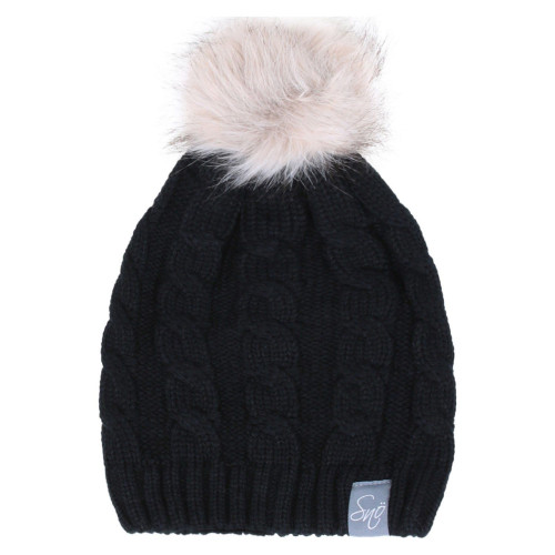 Зимняя шапка SNO F18TU310 BLACK