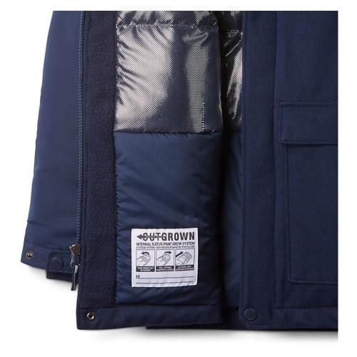 Куртка пуховик Columbia Boundary Bay Down Parka 1863551-465