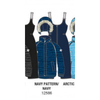 Зимний комплект Huppa WINTER 41480030-12586