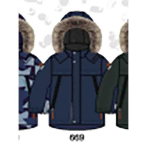 Зимняя куртка парка Lenne Mican 21337-669