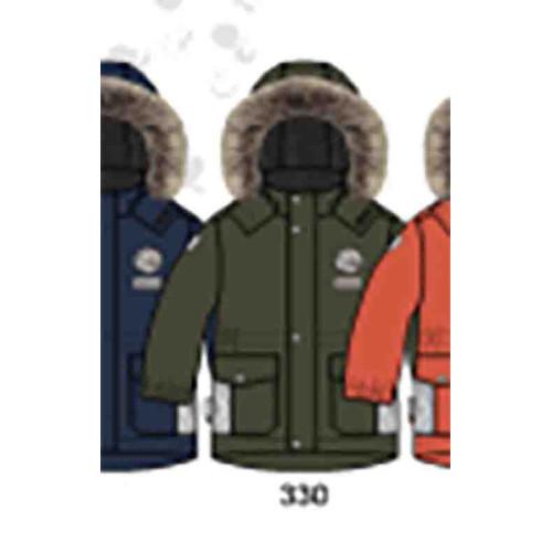 Зимняя куртка парка Lenne  Moos 21339-330