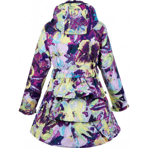Демисезонное пальто Хуппа Huppa LEANDRA 18030004-91173
