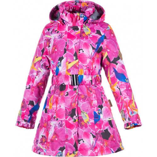 Демисезонное пальто Хуппа Huppa LEANDRA 18030004-91263