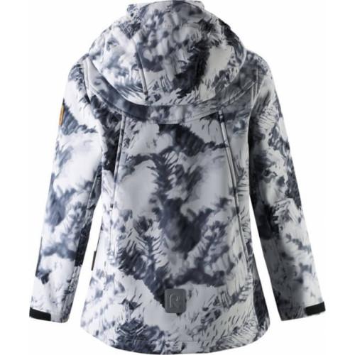 Демисезонная куртка SoftShell Reima Vandra 531414-0105