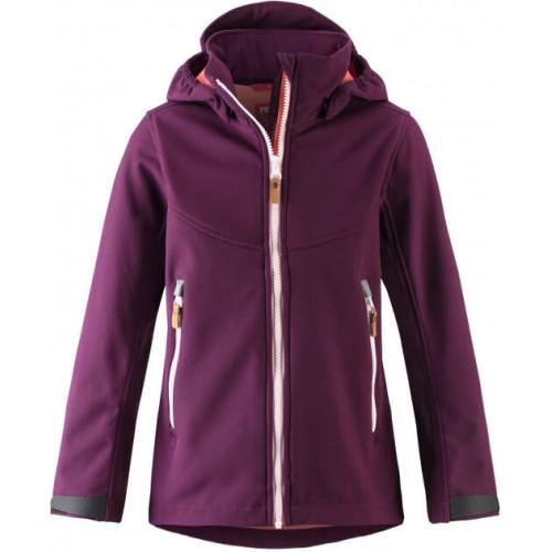 Демисезонная куртка SoftShell Reima Vandra 531414-4960