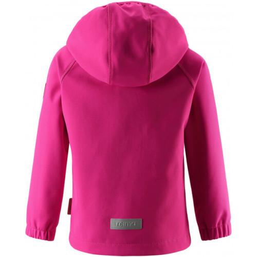 Демисезонная куртка SoftShell Reima VANTTI 521569.9-4650