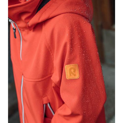 Демисезонная куртка SoftShell Reima Vild 531415-2770
