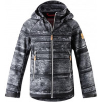 Демисезонная куртка SoftShell Reima Vild 531415-9788 серая