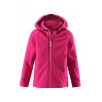 Демисезонная куртка SoftShell Reima Vantti 521503-4620