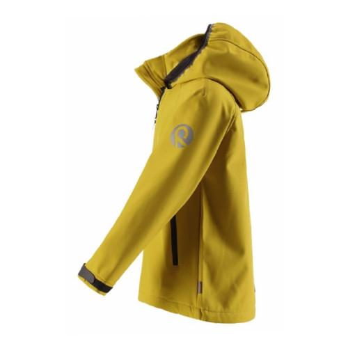 Демисезонная куртка SoftShell Reima Zayak 531281-2460