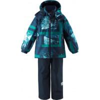 Зимний комплект ReimaTec Hamara 523127-6981 синий