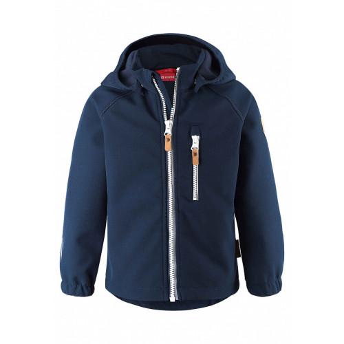 Демисезонная куртка SoftShell Reima VANTTI 521569-6980