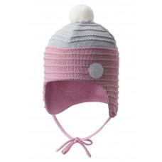 Зимняя шапка Reima AINOA 518538-4101 розовая