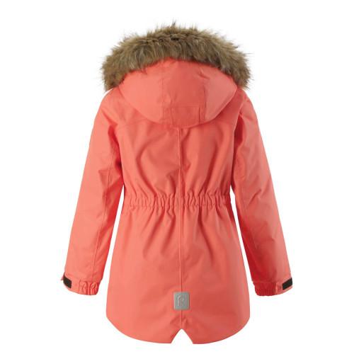 Куртка Reima Reimatec Sisarus 531376.9-3220 лососевая