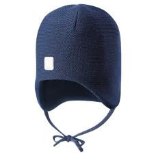 Зимняя шапка Reima HOPEA 518525-6980 темно-синий
