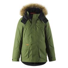 Зимняя куртка пуховик ReimaTec+ Serkku 531354.9-8930 оливковая