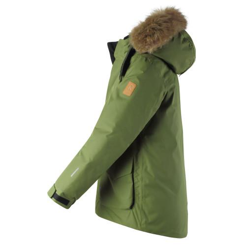 Куртка пуховик ReimaTec+ Serkku 531354.9-8930 оливковая