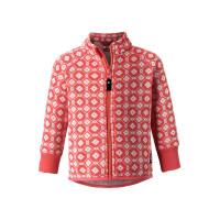 Флисовый кардиган Reima Ornament 516480-3227