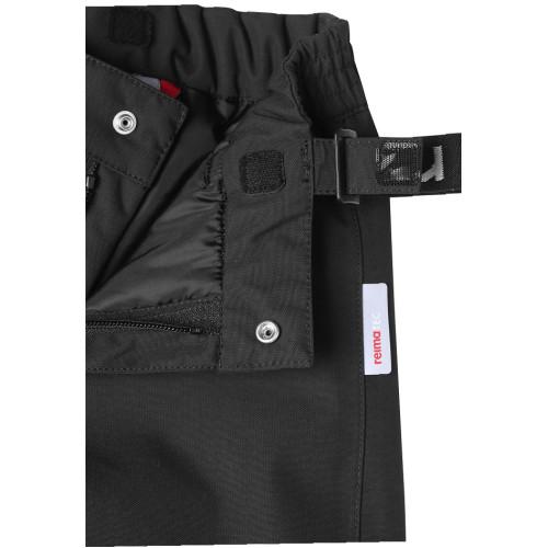 Зимние штаны ReimaTec Loikka 522281-9990 черные