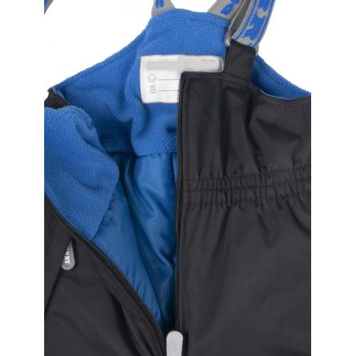 Зимний полукомбинезон штаны Lenne Basic 20350-042 черный