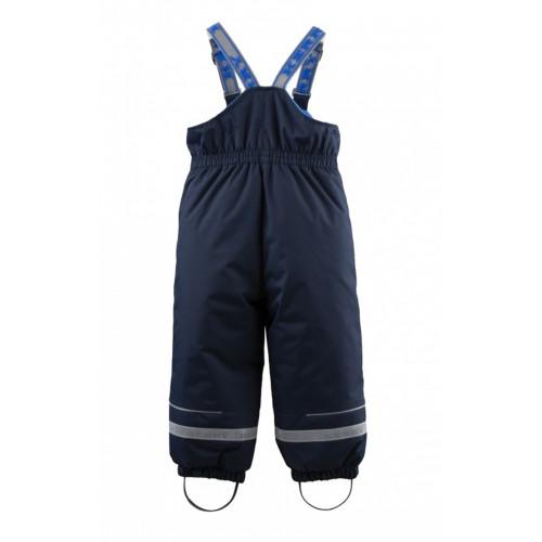 Зимний полукомбинезон штаны Lenne Basic 20350-229 т-синий