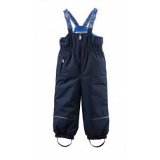 Зимний полукомбинезон штаны Lenne Basic 19350-229 т-синий