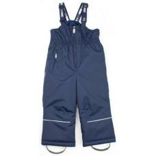 Зимний полукомбинезон штаны Lenne Jack 19351-229 т-синий