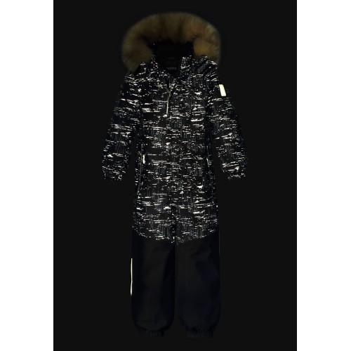 Зимний комбинезон ReimaTec Bergen 520279-9995