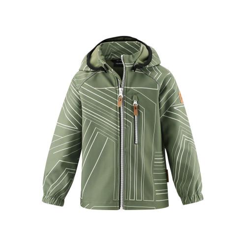 Демисезонная куртка SoftShell Reima VANTTI 521569-8926
