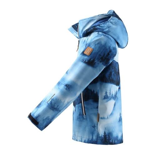 Демисезонная куртка SoftShell Reima Vild 531415-6325