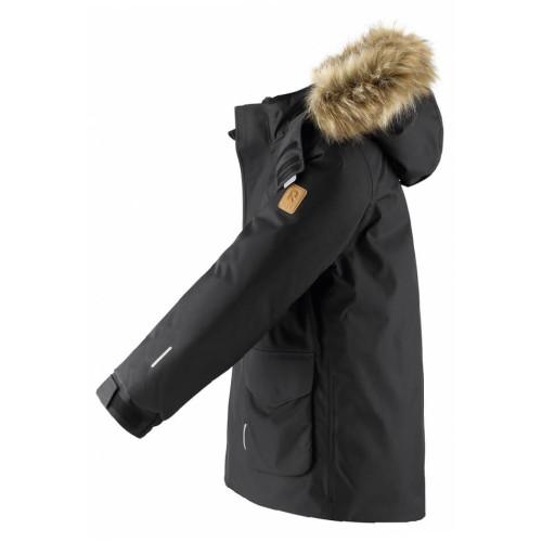 Зимняя куртка пуховик ReimaTec+ SERKKU 531354-9990