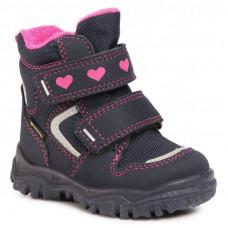 Зимние ботинки SuperFit Husky1 1-000045-8000