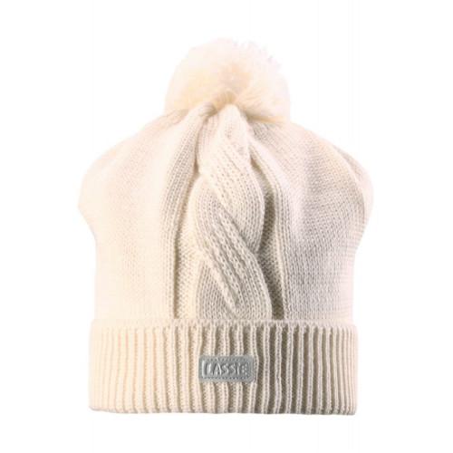 Зимняя шапка Lassie by Reima 728692-0110 белая