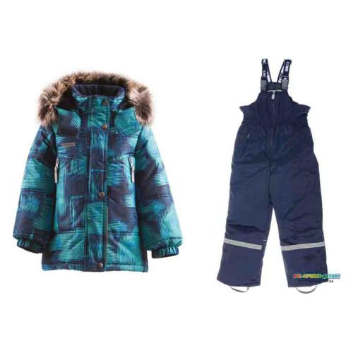 Комплект Lenne City зима 2019, бирюзовый